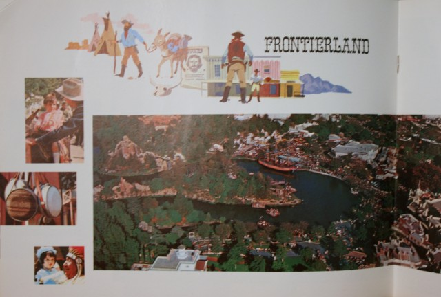 Disneyland 1968 Souvenir Guide 4