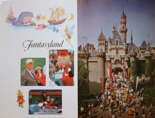 Disneyland 1968 Souvenir Guide 5