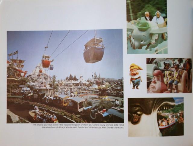 Disneyland 1968 Souvenir Guide 6