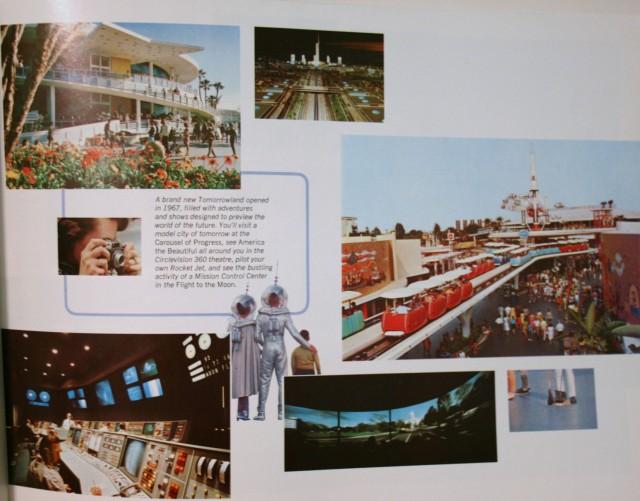 Disneyland 1968 Souvenir Guide 8