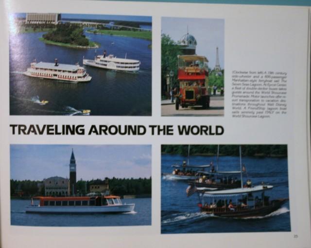 WDW 1983 Pictorial Souvenir 6