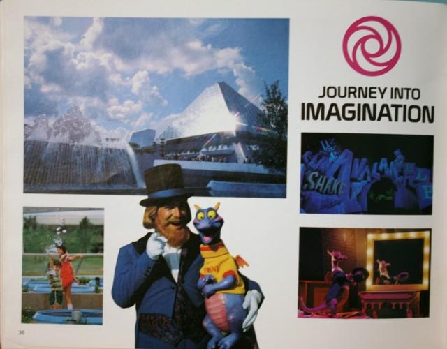 WDW 1983 Pictorial Souvenir 9